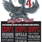 Ratio Beerwerks, Milagro Tequila, And Marble Vodka Present: Goosefest IV This Weekend At Goosetown Tavern