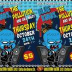 Thurs. Oct.24th At Goosetown Tavern! The Blue Kings (SKA/Rocksteady)With The Pollution (Punk), and AkA Miggy