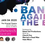 CPRA Music News: Bands Against The Ban Announce Show At The Oriental In Support Of Planned Parenthood
