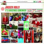 "Jagger Holly Releases Tongue In Cheek Christmas LP, ""It's Christmas Somewhere"" Out Now on Monster Zero Records"