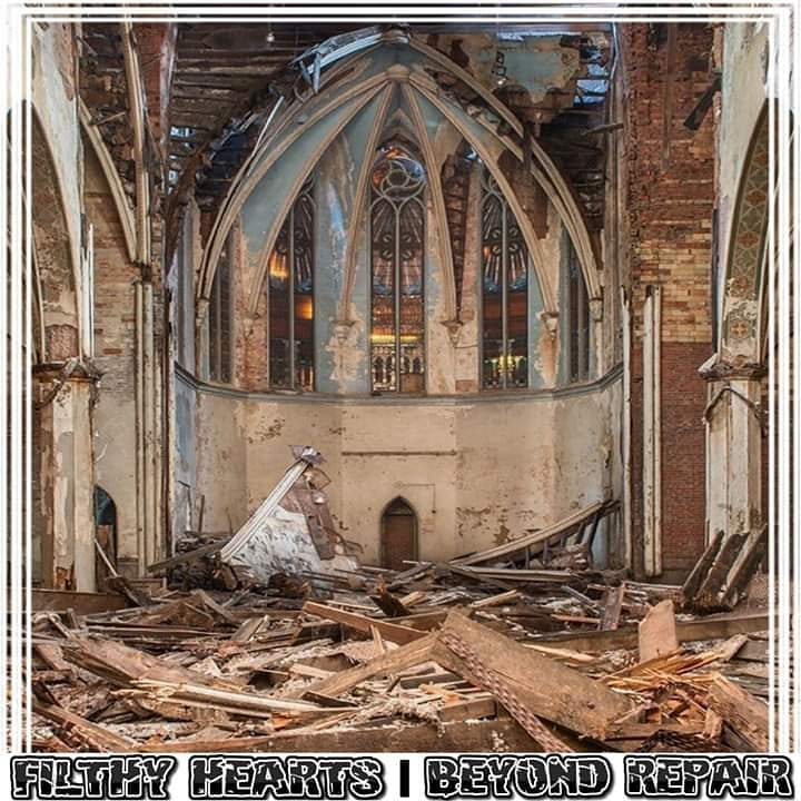 Beyond Repair album art