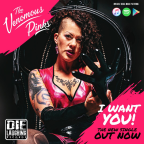 "Venomous Pinks Drop New Music Video, Cover of Joan Jett & The Blackhearts, 'I Want You"", Starring Dominatrixes Soma Snakeoil And Lady Scorpius"