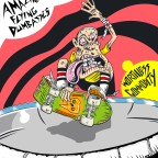 Punk's Not Dead, It's Still A Teen: Amazing Flying Dumbasses & Worthless Commodity Release Surprise EP Split